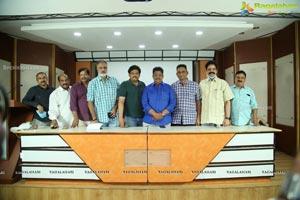 Tollywood Producers Council Press Meet