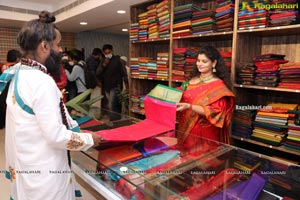 Fashion designer Niharika Reddy's Shree Vaidika Silks