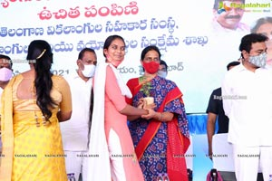 Government of Telangana Distributes Aids and Appliances