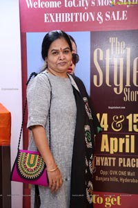 The Style Story Stylish Exhibition and Sale Kicks Off