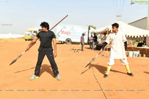 Hari Hara Veera Mallu Movie On Location Stills