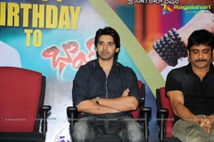 Adda Triple Platinum Disc Function Photos