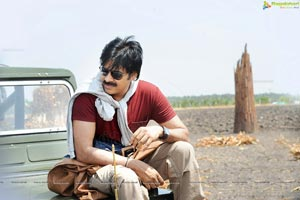 Pawan Kalyan Samantha in Attarintiki Daredi
