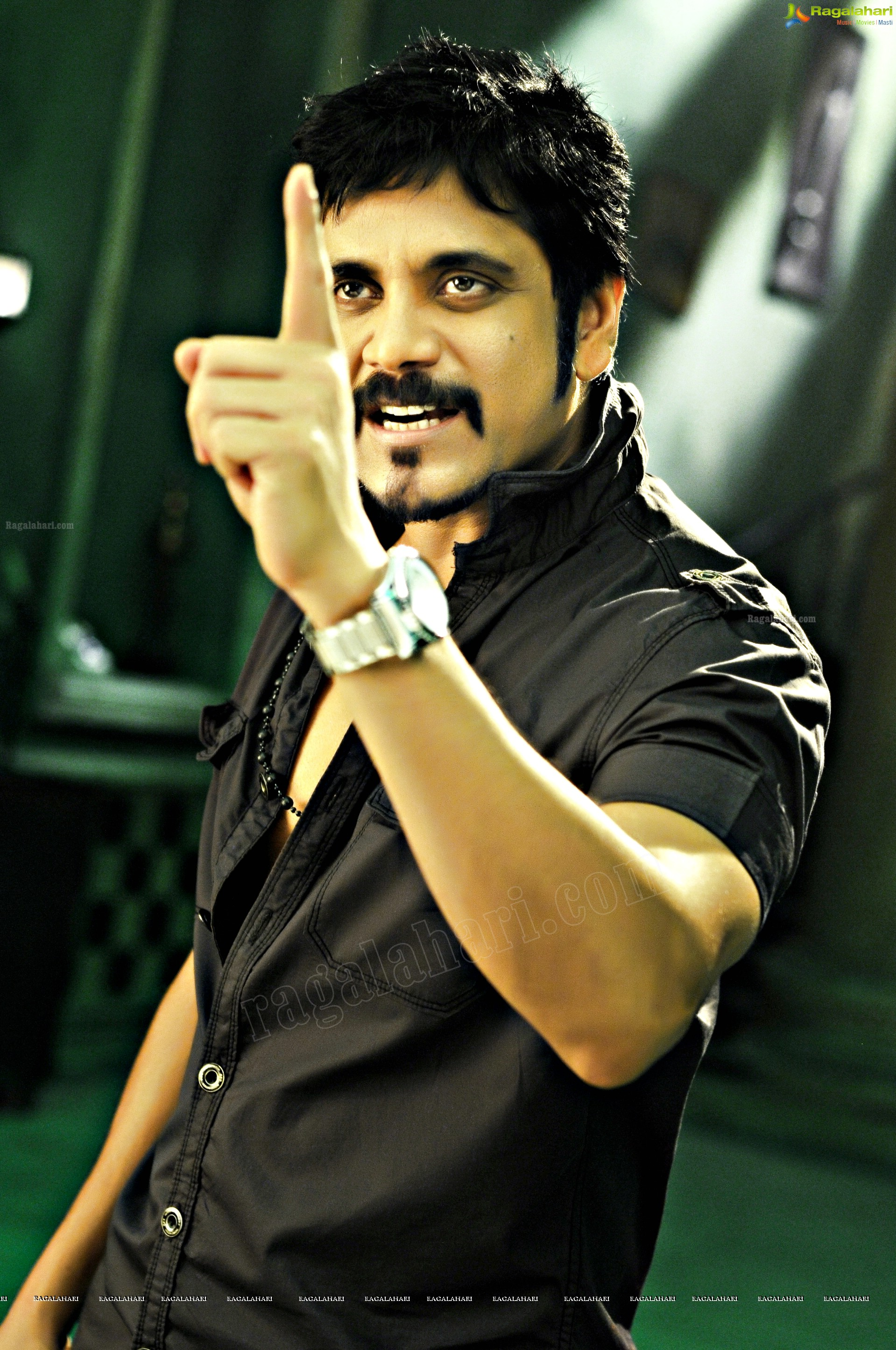 Nagarjuna (High Definition)