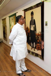 Devangana Kumar Art Exhibition Hyderabad