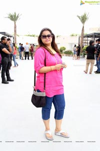 Grape Stomping Festival Hyderabad
