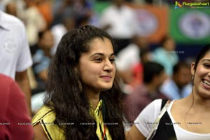 IBL 2013 - Hyderabad Hotshots Vs. Pune Pistons