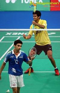 IBL: Hyderabad Hotshots Vs Awadhe Warriors
