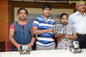 Indian Robot Olympiad 2013 Success Meet