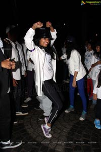 MJ Birthday Flash Mob