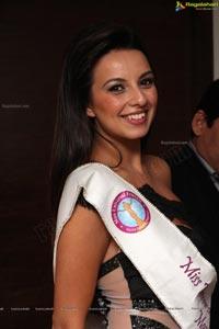 Miss Universal Princess 2013 Curtain Raiser