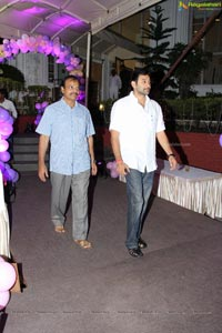Dr. Rohin Reddy Daughter Birthday Party