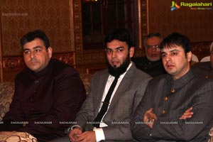 Saffan Baig-Husna Fatima Wedding Reception