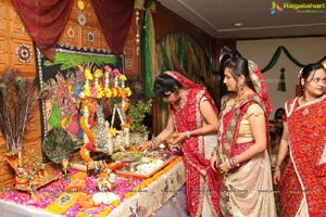 Samanvay Ladies Club 2013 Krishna Janmashtami Celebrations
