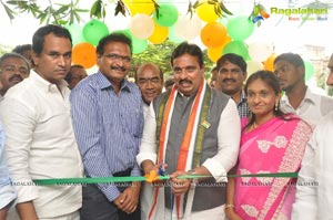 Danam Nagender inaugurates Sonovision in Hyderabad