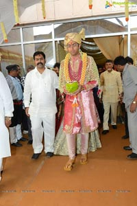 Balakrishna Daughter Tejaswini Sribharat Wedding
