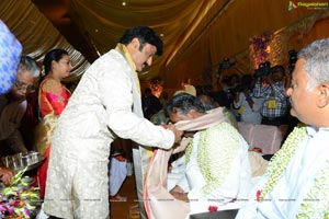 Balakrishna Second Daughter Tejaswini Marriage Photos