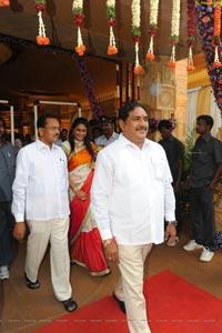 Balakrishna Daughter Tejaswini Marriage Photos