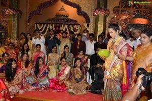 MVVS Murthy's Grand Son Sri Bharat Photos