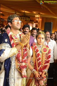 Sri Bharat Weds Tejeswini Photos