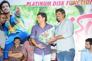 Lovers Platinum Disc