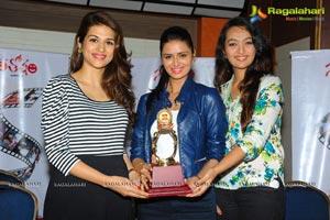 Santosham 12th Anniverasry Awards Trophy