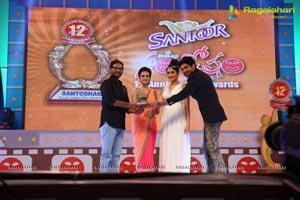 Santosham 12th Anniversary Awards 2014