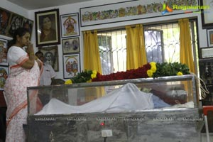 Bapu Dead Body in Chennai