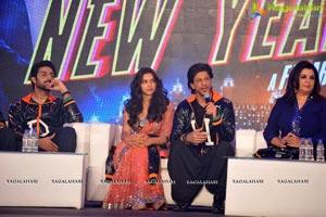 Happy New Year Shah Rukh Khan