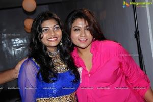 Heroine Soumya Birthday Party