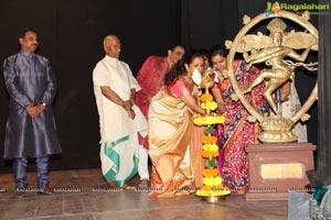 Indian Kuchipudi Dancer
