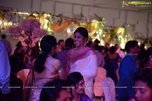 Raghavendra Rao Son Wedding Reception