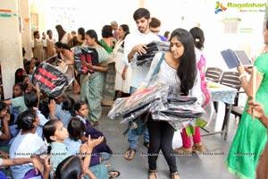 School Bags Distribution