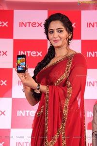 Exclusive Photos: Intex Brand Ambassador Anushka Shetty