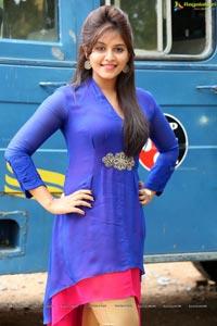 Indian Actress Anjali