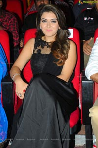Hansika in Power