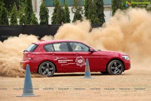 BMW Experience Tour 2015 at Hyderabad