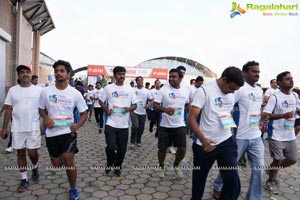 Airtel Hyderabad Marathon 2015