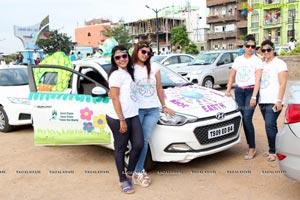 Being Women Women Car Rally