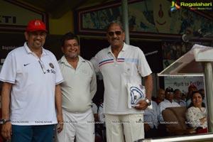 Veteran Cricketers Felicitation in Thapar Stadium