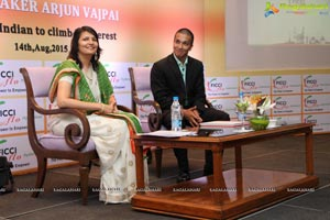 FICCI - Motivational Talk by Ted Speaker Arjun Vajpai