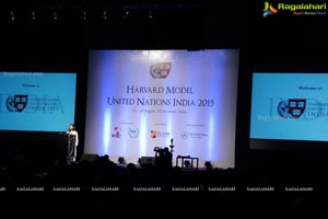 Harvard Model United Nations India 2015