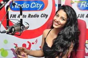 Hora Hori Team At Radio City