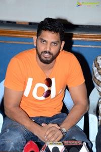 Kakatiya Cricket Cup 2015 Press Meet