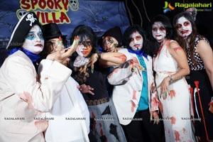 Spooksvilla