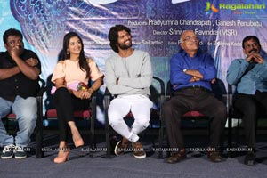 Dwaraka First Look Launch