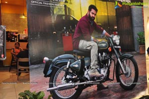 Janatha Garage Bike Charity