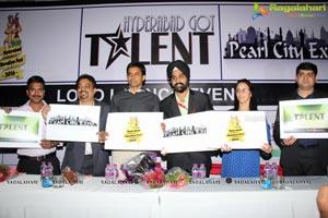 Pullela Gopichand Hyderabad Got Talent Logo