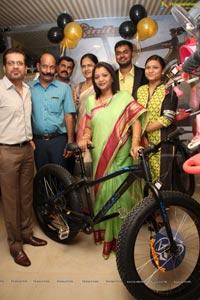 LA Sovereign Bike Studio Hyderabad