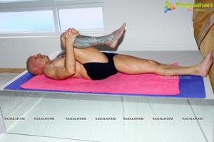 Bikram Yoga Telangana Studio